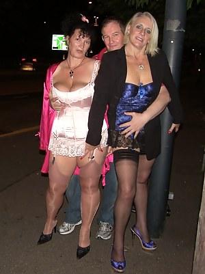 MILF Threesome XXX Pictures